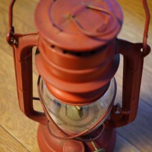別所ランプ ウイングドウィールランタンNo.400