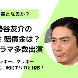 違約金&賠償金10億?過去最高額更新で伊勢谷友介破産?過去事例と比較!