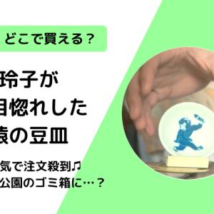 【カネ恋1話】古道具屋で玲子が一目惚れした猿の豆皿!慶太がバーベキュー用に