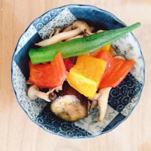 ホットクックの作り置き:たっぷり野菜の蒸し煮(ブレイズ)ワーママ・共働きにおすすめ