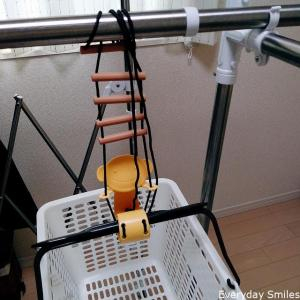 便利グッズ:洗濯の時短 洗濯物を干すのが楽になる 洗濯カゴフック