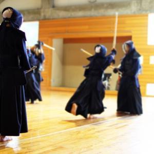 剣道の素振りの打ち方(打突)のコツ【一拍子で打つとは?】