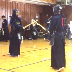 剣道の構えの形【中段の構え8つのポイント。初心者〜中級者向け】