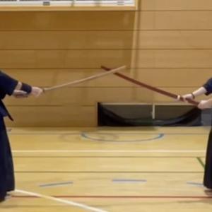 木刀による剣道基本技稽古法のポイント(コツ)を解説