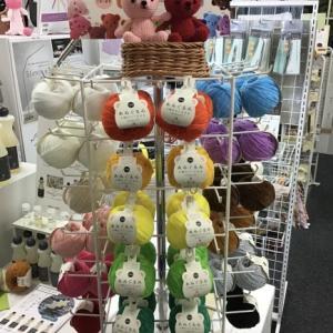 あみぐるみが編みたくなる糸!!