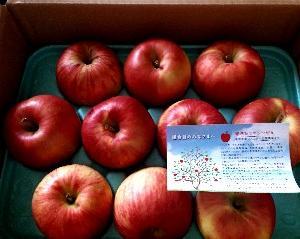 りんご~りんご~