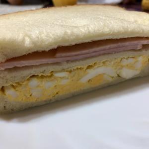卵サンドかハムサンドか