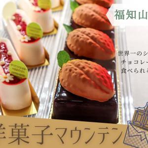 【洋菓子マウンテン】《福知山市》チョコレート界の世界大会で優勝した水野シェフによる美しいチョコレート。