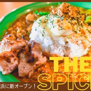 【THE SPICE】久美浜に新オープン!スパイスカレーが美味しい、今話題のお店!《京丹後市》