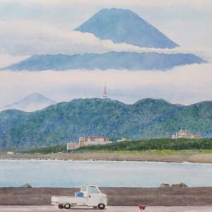 令和2年展ー(3) 透明水彩画家 岡崎 昇氏個展ー5