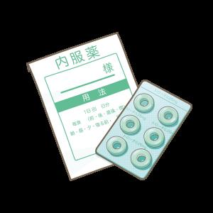 潰瘍性大腸炎と現在の投薬と。①
