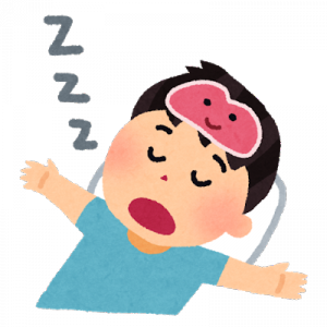 潰瘍性大腸炎と睡眠と。②