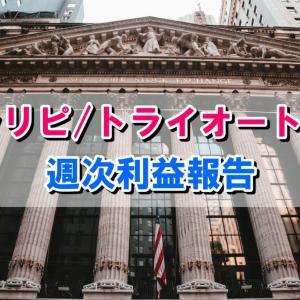 トラリピ、トライオートETFの利益は+222,532円【2021年1月18日週】