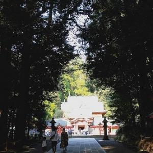 霧島神宮へ