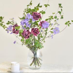 暑い時期のお花