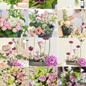 ピンクのお花がいっぱいの写真集!