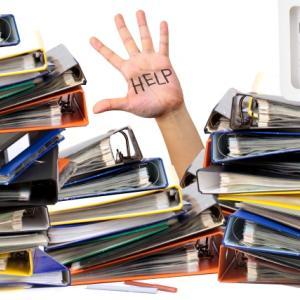 小学校受験のプリント整理