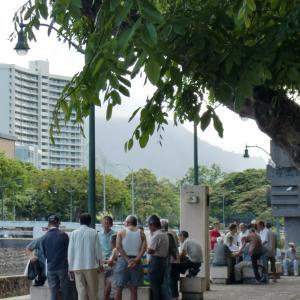 【蔵出し写真館】ハワイの中華街にて