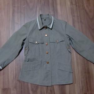 【秘密のコレクション】国民服乙号をほんの少しだけリメイクしてみた