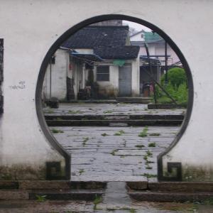 【蔵出し写真館】梅雨の中国を歩く