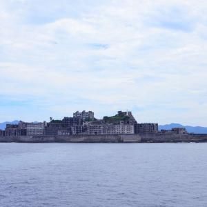軍艦島コンシェルジュで人生初の軍艦島へ