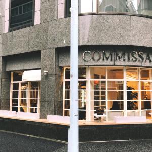 【ニューオープン】大注目!日本橋のお洒落なグルメカルチャースポット「COMMISSARY」(日本橋・小伝馬町)