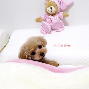ママのベッドで...♡