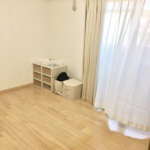 ミニマル男子の部屋公開♪ 定期的な物の見直しは幼稚園から(^^)