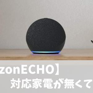 【対応家電が無くても】Amazon ECHOの便利な使い方