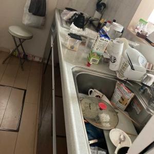 今日のキッチン+冷蔵庫見せちゃいます㊙︎