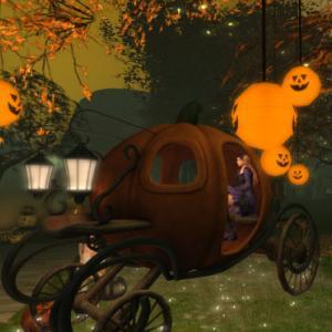 Halloween~ホーンテッドハウス~