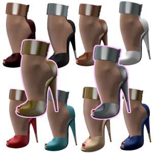 フリーの靴♪パリ