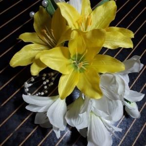 【クラフト】ハレの日を手作りコサージュで! 造花で簡単♪ 魅せるママになろう!