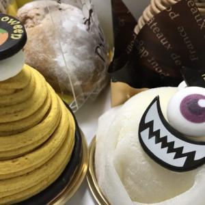 腓骨骨折4w1d。神戸市北区のケーキ洋菓子ボンポアン。