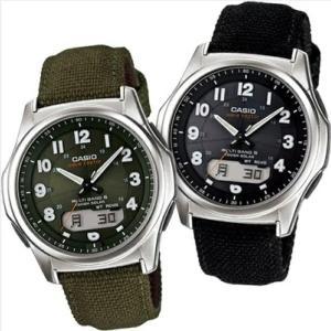 カシオ 腕時計 ウェーブセプター