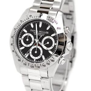 デイトナ風格安メンズ腕時計