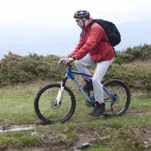 自転車スタンド マウンテンバイク