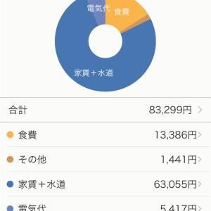 2020年9月家計簿公開【一人暮らし30代女】