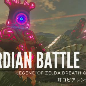Guardian Battle BGM