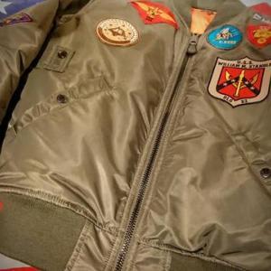 フライトジャケット MA-1