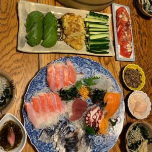 手巻き寿司はお助け寿司
