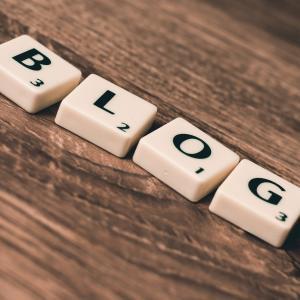 まずはブログ開設
