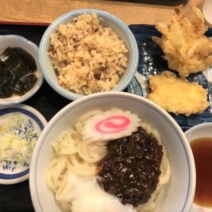加須市 美味しいうどん 「子亀」