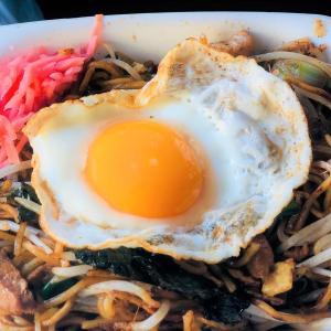 「想夫恋 横浜青葉店」バリ食感がくせになる美味しさ 名物日田焼きそば