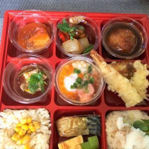 大井町「魚菜 由良 」 二号店と三号店(鼎)のお昼のお弁当