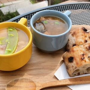 武蔵小山で美味しいスープのランチとジェラート【ラドッピエッタトウキョウプラス】