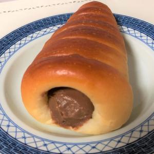 特別なチョココロネ【みんなのぱんや】コロッケぱん・焼きそばドッグ@東京丸ノ内・二重橋