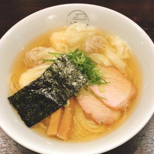 ワンタン麺が人気のラーメン屋さん【八雲】@池尻大橋