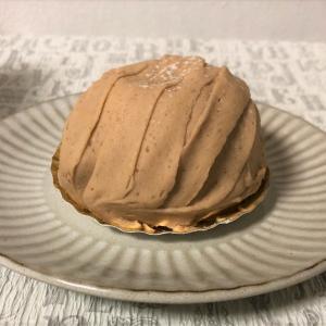 上野の森のモンブランとチョコレートケーキ【イナムラショウゾウ】@日暮里・上野
