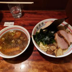 中華めん処 道頓堀@地下鉄成増 特製つけ麺